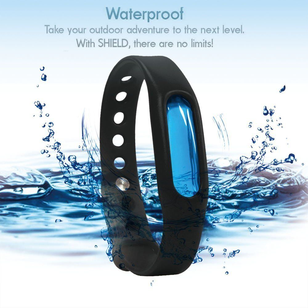 Silicone Mosquito Bracelet Repellent Wristband For Kids & Adults