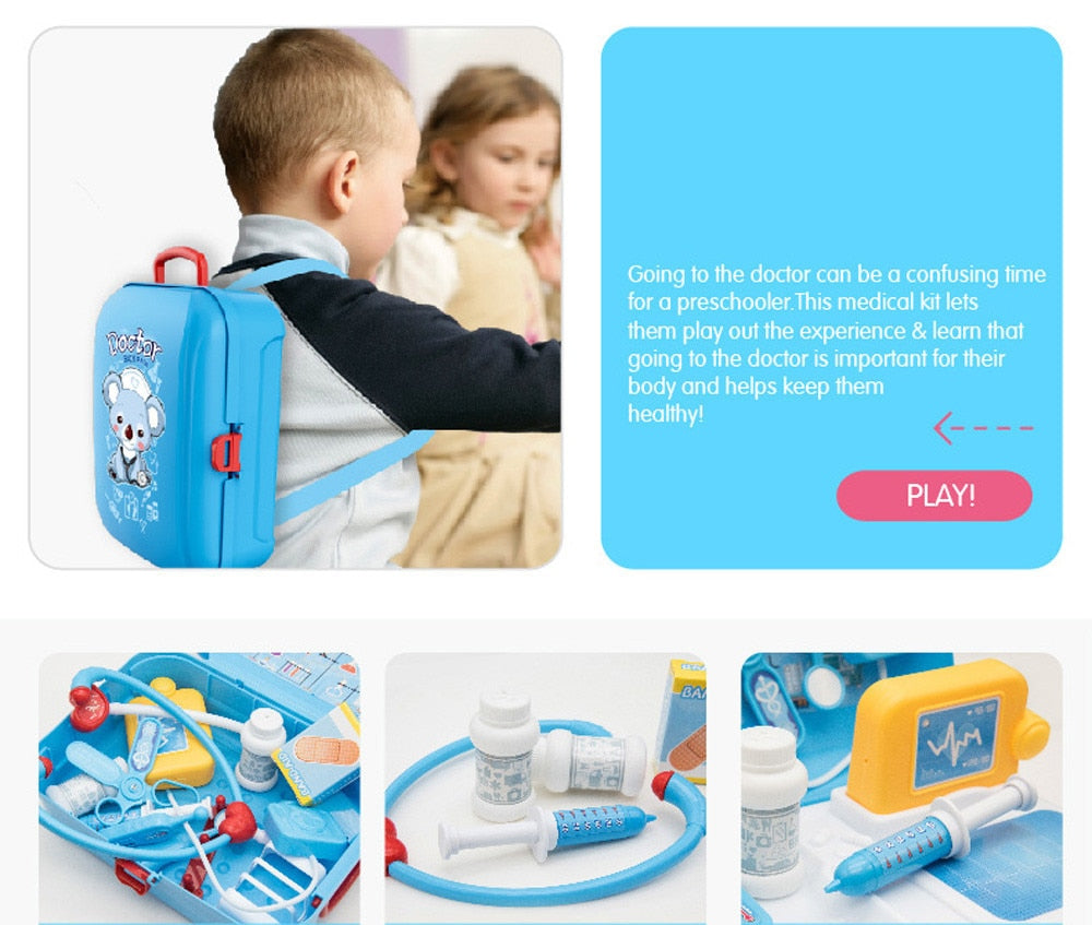 Kids Doctor Kit