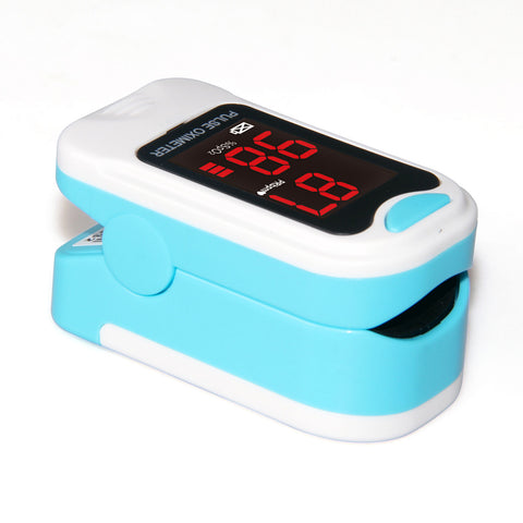 Digital Oximeter Finger Pulse Oximeter Medical Equipment Portable Monitor