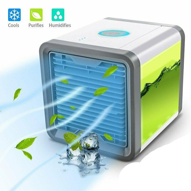 Zen Cooler Plug-In Personal Space Cooler