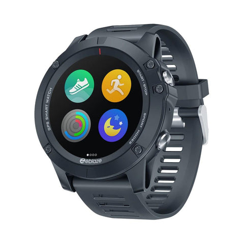Sports Tracking Smart Golf Watch Heart Rate Golf GPS Watch