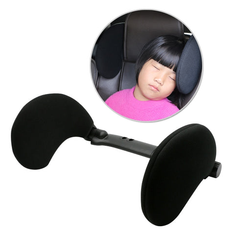 Adjustable Safe Car Seat Headrest