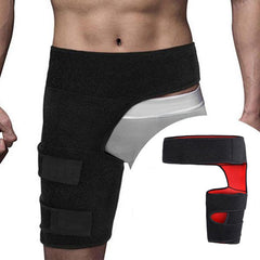 Hip Stabilizer And Groin Brace