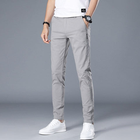 Outdoor Sports Quick Dry Slim Golf Pants for Men