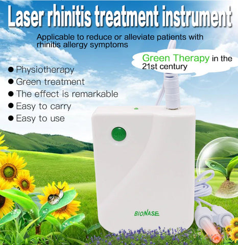 Infrared Rhinitis Therapy Device - Balma Home