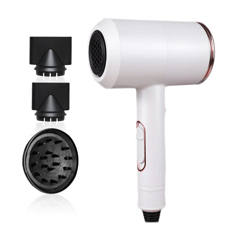 Ionic Blow Dryer 2 IN 1 Professional Salon Hair Dryer