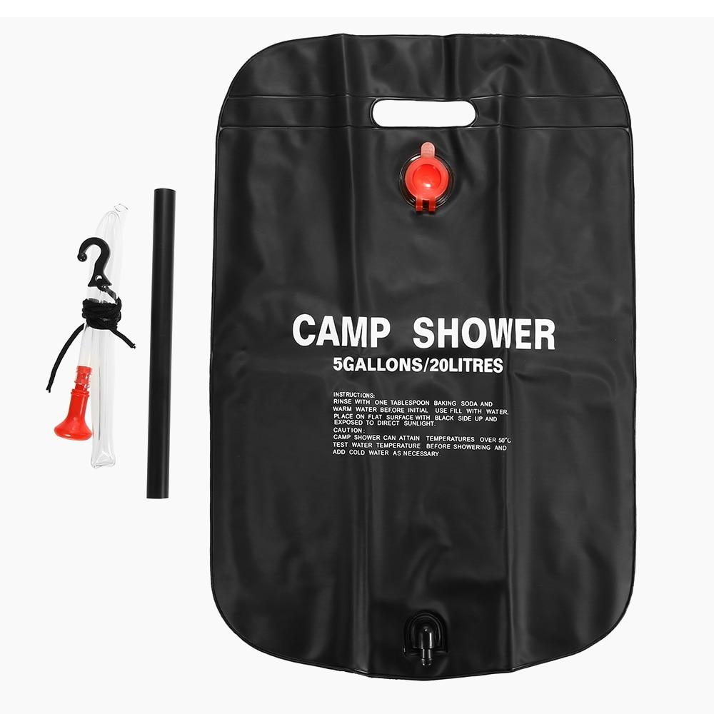 Solar Shower Bag - Camping Shower Bag