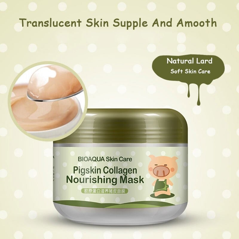 Deep Cleansing Carbonated Bubble Clay Mask