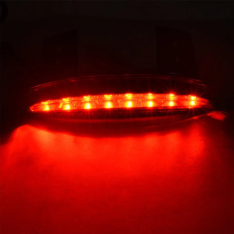 Rear Fender Edge LED Motorcycle Tail Lights