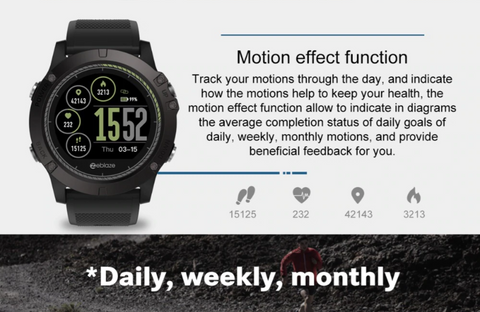 Tactical Smartwatch