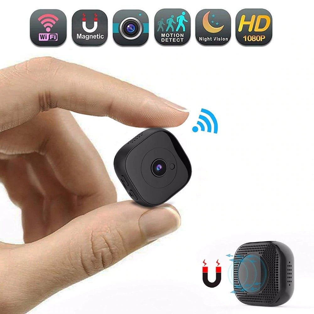 HD 1080P wifi mini camera Infrared Night Version DVR remote control