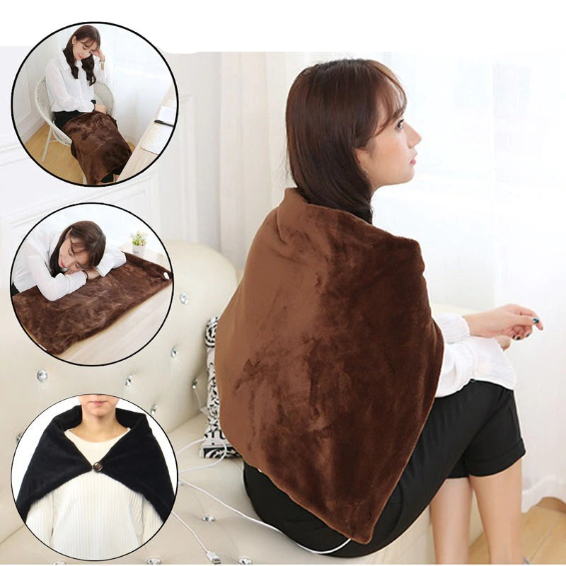 Electric Warming Heating Blanket USB connected