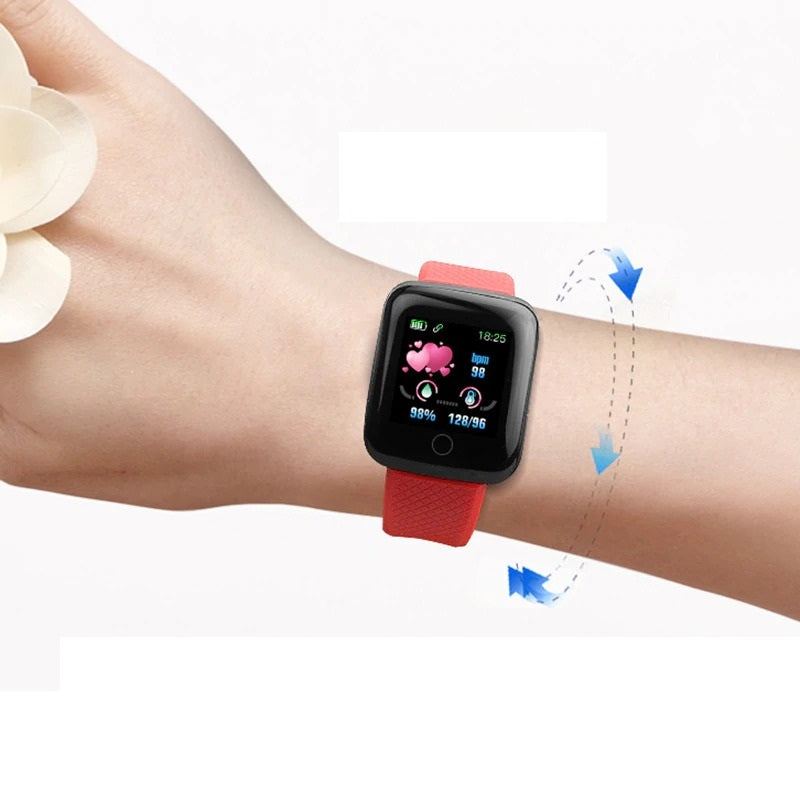 wrist blood pressure monitor Health Smart watch