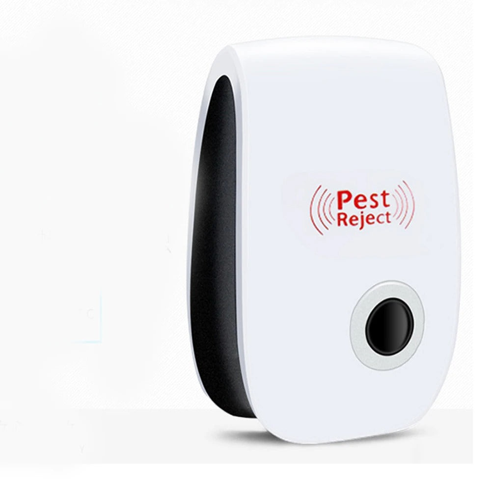 Ultrasonic Insect Reppeller Anti Msoquito, bed bug and pest repellent