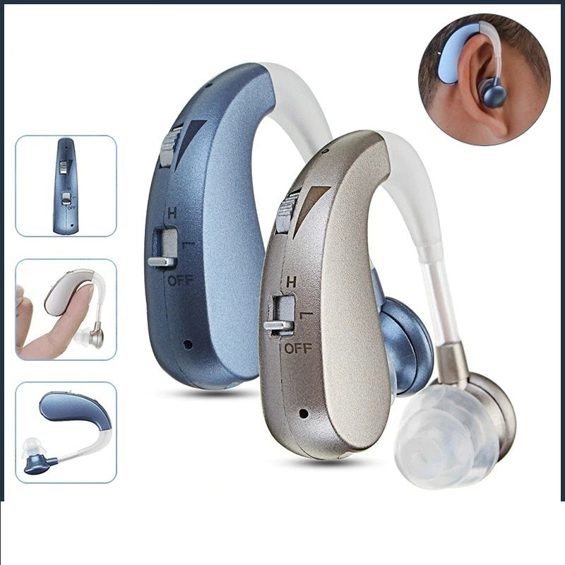 Rechargeable Mini Digital Hearing Aid