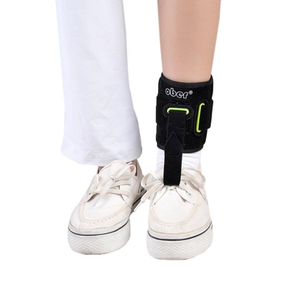 Ankle foot orthosis brace, foot drop splint, Afo drop, abduction splint corrector for fracture