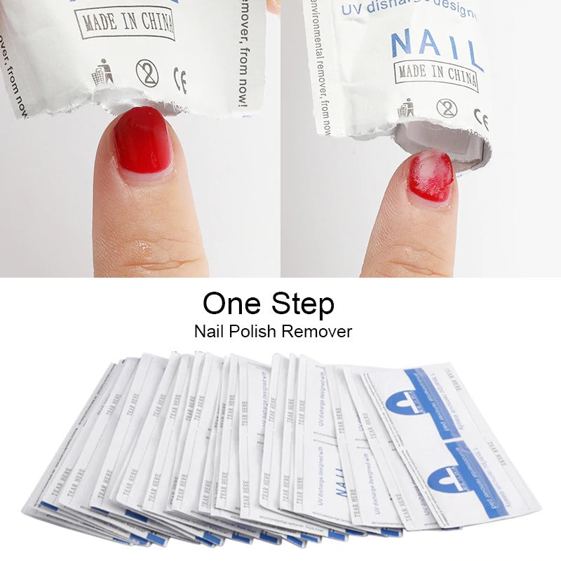 Soak Off Nail Polish/Dip Remover