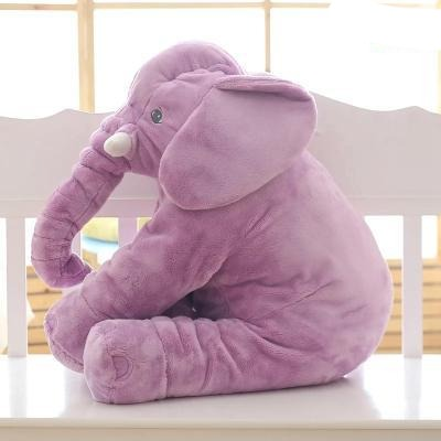 Adorable Elephant Pillow Plush Toy Doll - Balma Home