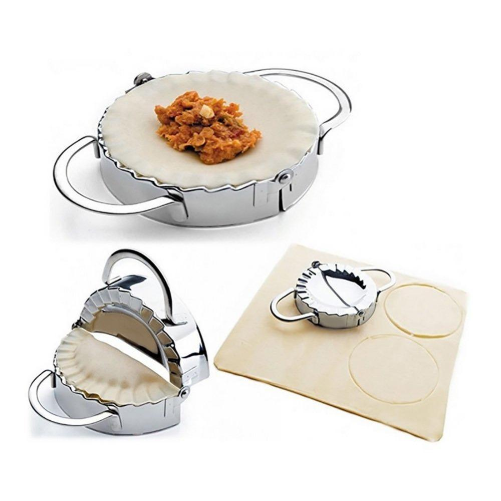 2PC Stainless Steel Dumpling and Empanada Maker - Balma Home