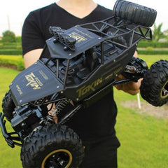 4x4 Rock Crawler Monster Truck