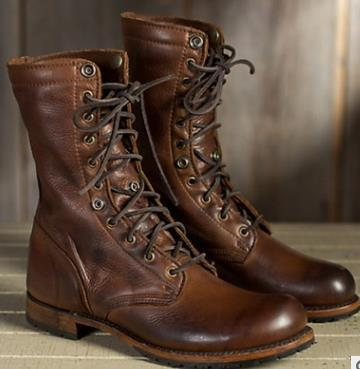 Martin Boots Vintage Military Boot
