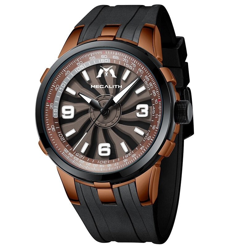 Tactical Military Watch, Black