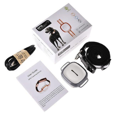 GPS Waterproof Pet Tracker - Balma Home