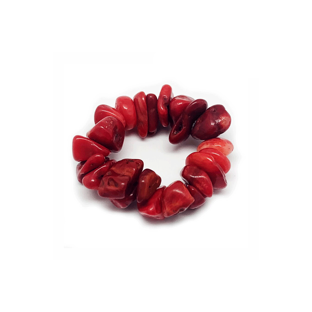 Bague <b><br>Agate Rouge</br></b>