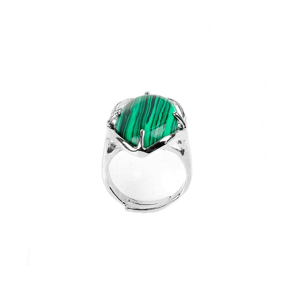 Bague <br><b>Malachite</b></br>