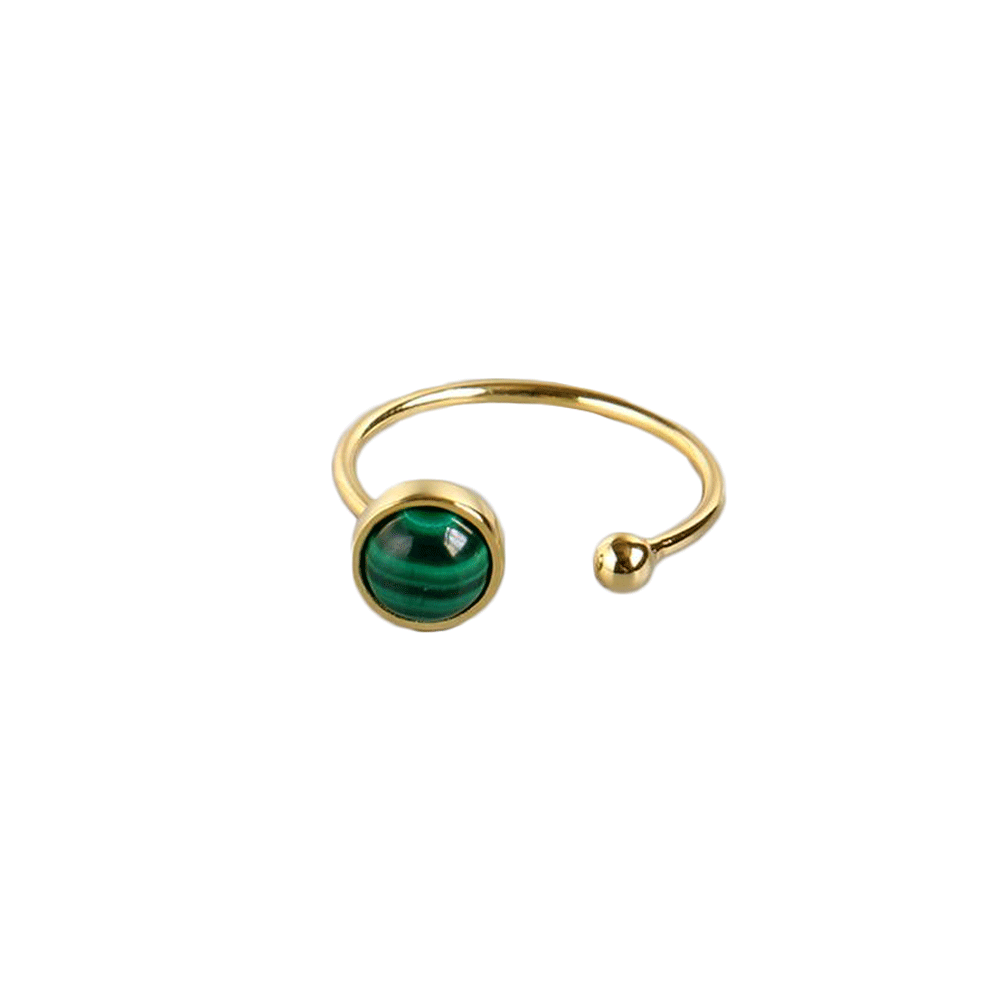 Bague <b><br>Malachite</br></b>