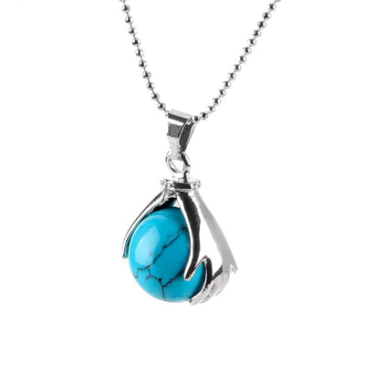 Collier Pierre Turquoise