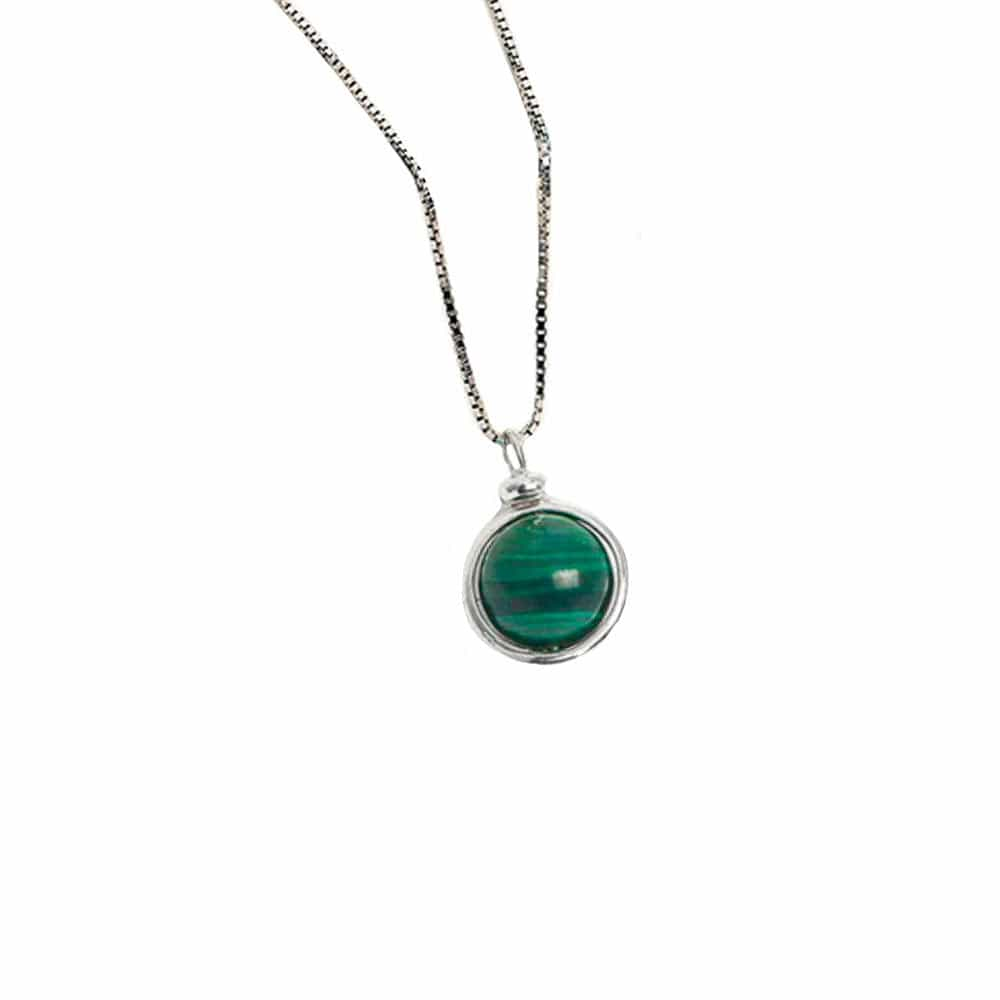 Collier <br><b>Malachite</b></br>