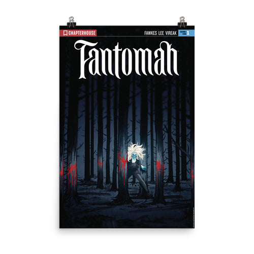 Fantomah Season 2 Issue 1 Poster