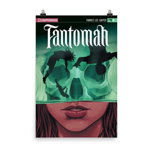 Fantomah Season 1 Issue 2 Poster
