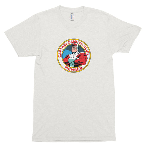 Classic Captain Canuck Club Member T-Shirt