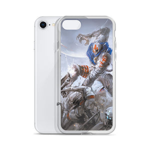 Fallen Suns Season 1 Cover iPhone Case