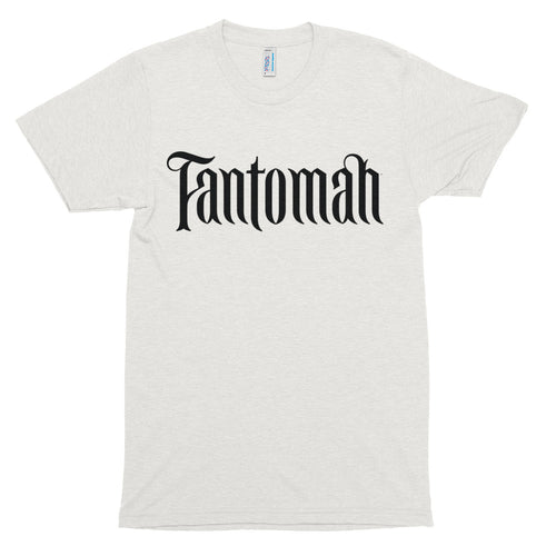 Fantomah Black Logo T-Shirt (Womens)