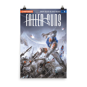 Fallen Suns Season 1 Issue 3 Poster