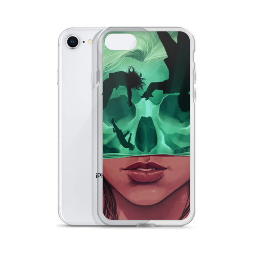 Fantomah Season 1 Cover iPhone Case