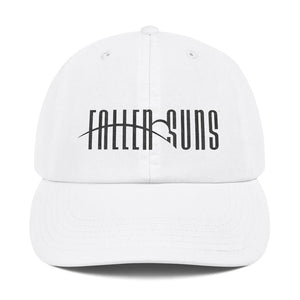 Fallen Suns Black Logo Dad Hat