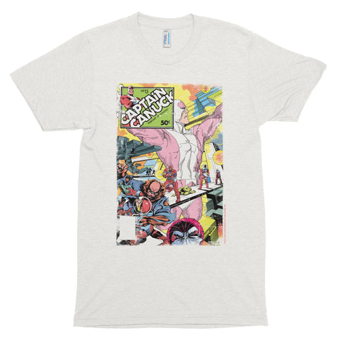 Classic Captain Canuck #13 Cover T-Shirt