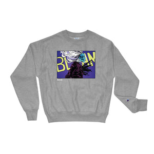 Fantomah BLAM Panel Sweatshirt