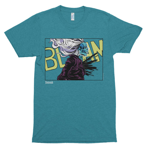 Fantomah BLAM Panel Masked T-Shirt (Womens)