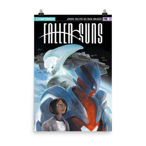 Fallen Suns Season 1 Issue 2 Poster