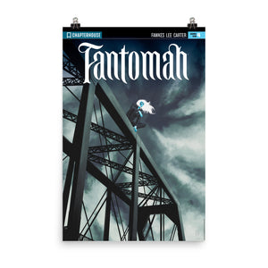 Fantomah Season 1 Issue 4 Poster