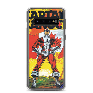 Classic Captain Canuck #1 Cover Samsung Phone Case