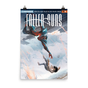 Fallen Suns Season 1 Issue 4 Poster