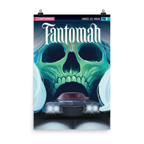 Fantomah Season 2 Issue 3 Poster