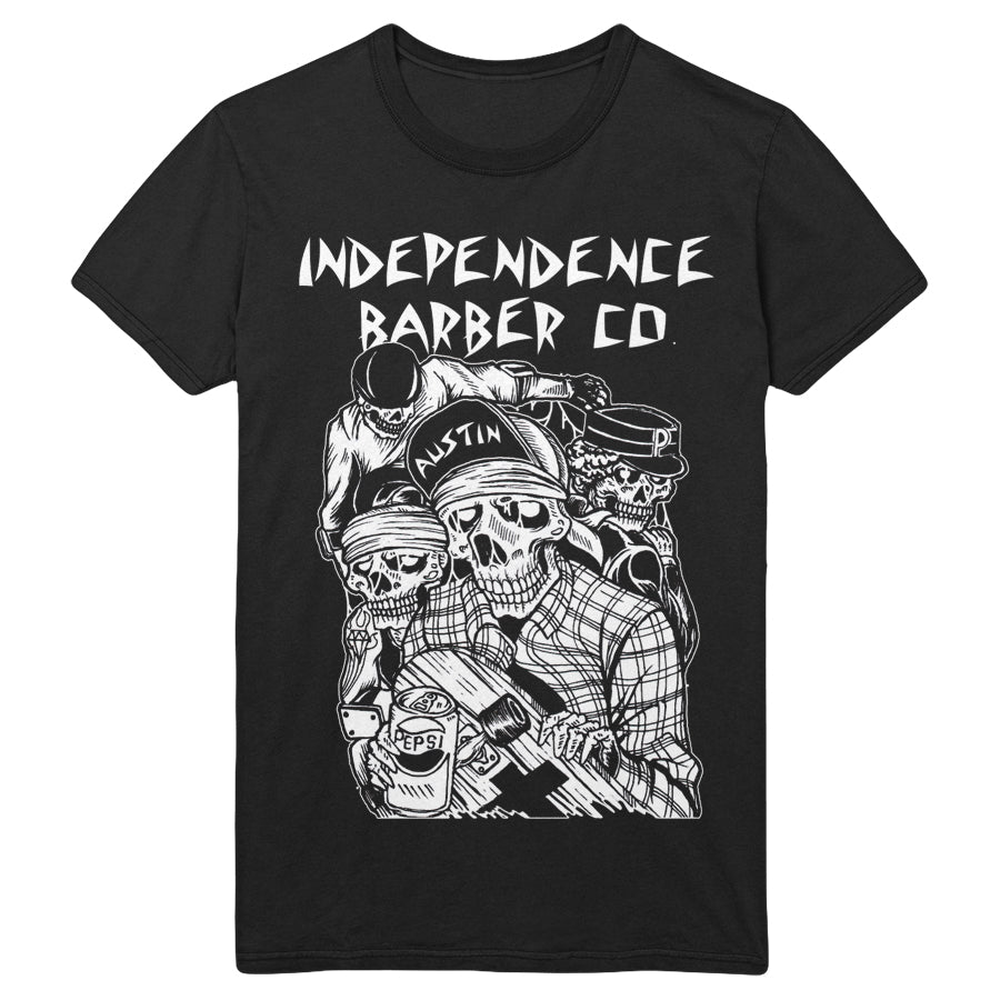 Independence barbershop Austin Texas
