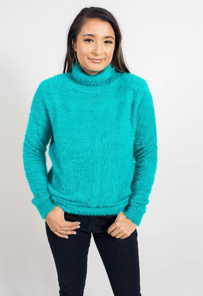Ultra Cozy Turtleneck